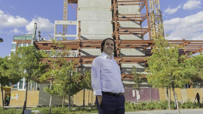 Bayraklı'ya 151 Metrelik Kule Biva Tower